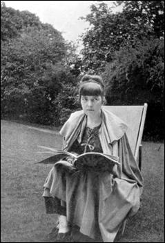 Katherine Mansfield, 1916