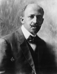 W E B Du Bois (1918)