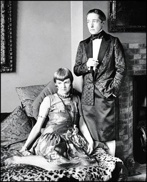Radclyffe Hall & Una Elena Troubridge