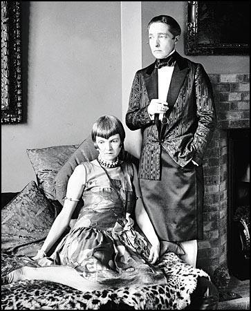 Radclyffe Hall & Una Elena Troubridge